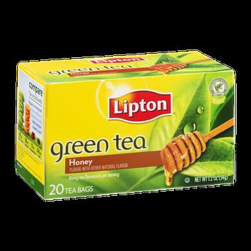 Lipton® Green Tea Bags Honey