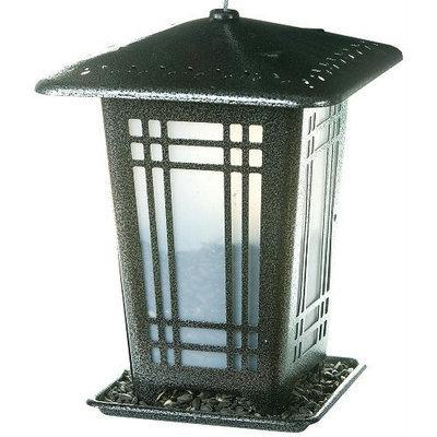 Homestead/ Gardner Homestead/Gardner 4690 Silver Lantern Taper Feeder