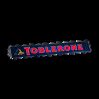 Toblerone of Switzerland Swiss Dark Chocolate with Honey and Almond Nougat