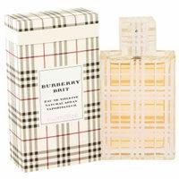Burberry Brit Eau de Parfum Natural Spray for Women