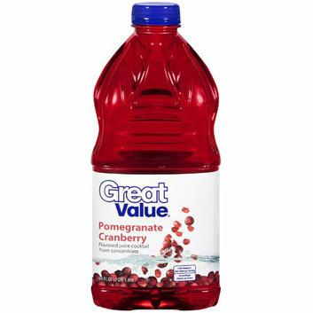 Sam's Choice : Juice Pomegranate Cranberry Beverage