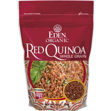 Eden Organic Eden Red Quinoa, Organic - imported Andean, 16 Ounce (Pack of 3)