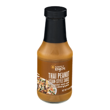 Simply Enjoy Thai Peanut Asian-Style Sauce