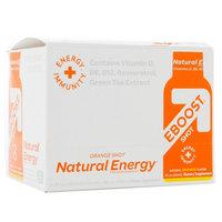 EBOOST Natural Energy Shots Orange