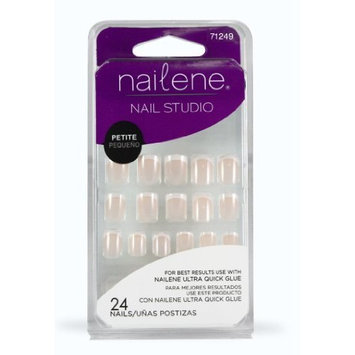 Nailene Nail Studio Nails, Petite Size, 24 ct.