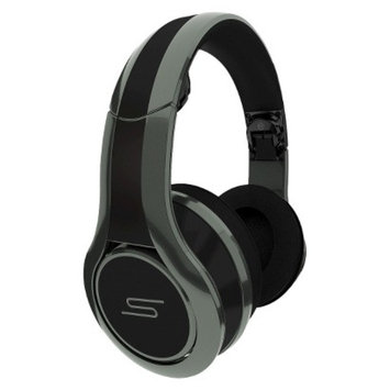 SMS Audio STREET by 50 DJ Pro Performance Headphones - Grey