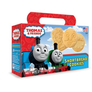 Thomas & Friends Shortbread Cookie Box