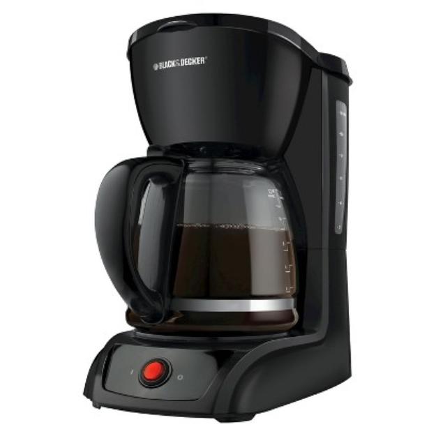 Black & Decker Drip Coffee Maker