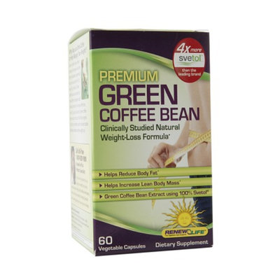 ReNew Life Premium Green Coffee Bean, Capsules