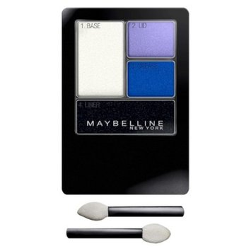 Maybelline Expert Wear Eyeshadow Quads - Electric Blue