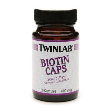 Twinlab Biotin Caps