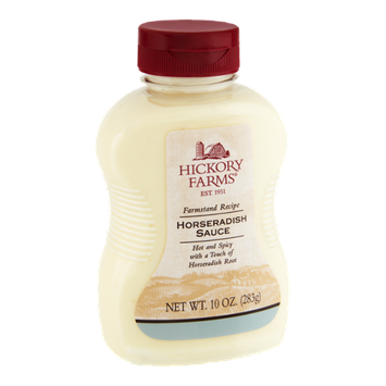 Hickory Farms Farmstand Recipe Hot and Spicy Horseradish Sauce