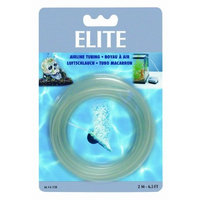 Elite PVC Clear Airline Tubing for Aquarium, 6.5 Feet