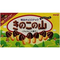 Meiji Choco Kinoko Yama (Mushroom Shape) Japanese Chocolate Snack