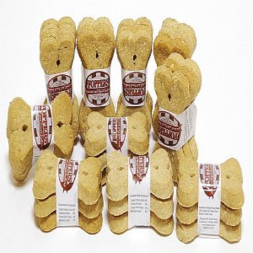 Foppers Pet 10 - 3 Packs of Peanut Flavor Bones, 1 ea