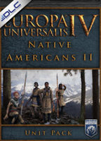 Paradox Development Europa Universalis IV - Native Americans II Unit Pack
