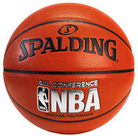 Spalding NBA All Conference PU Composite Basketball, 7