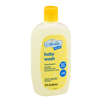 Cottontails Tear Free Baby Wash Mild