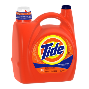 Tide Original Scent Liquid Laundry Detergent 150 Fl Oz