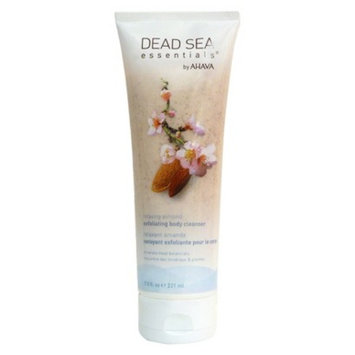 Ahava North America Dead Sea Essentials by AHAVA Relaxing Almond Exfoliating Body Cleanser