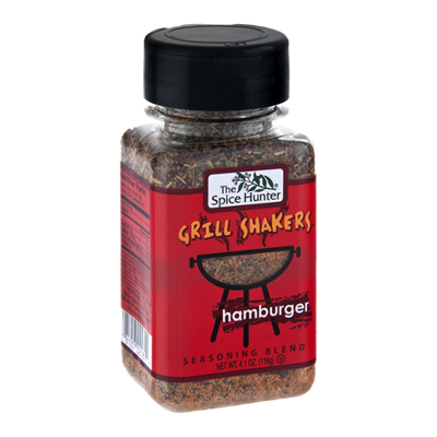 The Spice Hunter Grill Shakers Hamburger Seasoning Blend