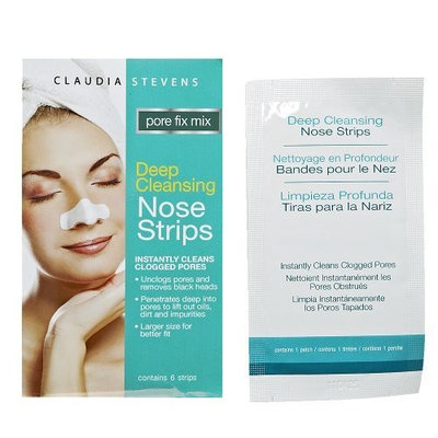 Claudia Stevens Deep Cleansing Nose Strips