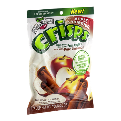 Brothers-All-Natural Crisps Apple Cinnamon