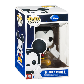 Pop! Disney Vinyl Figure Mickey Mouse
