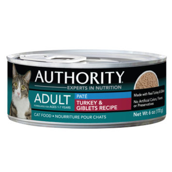 AuthorityA Pate Adult Cat Food