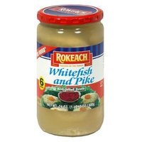 Rokeach, Fish Pike & Whte Jelld, 24 OZ (Pack of 12)
