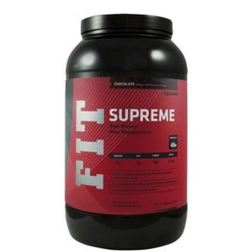Apex Fitness Apex FIT Supreme, Meal Replacement, Chocolate Flavor, 2.77 lbs Jug