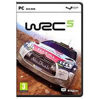 BIGBEN INTERACTIVE WRC 5 (PC DVD) (UK IMPORT)