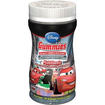 Disney Pixar Cars Multivitamin Gummies 60 ct