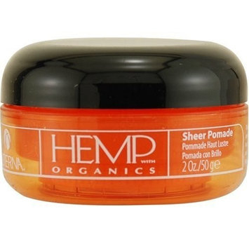 Alterna Hemp Sheer Pomade, 2-Ounce Jar