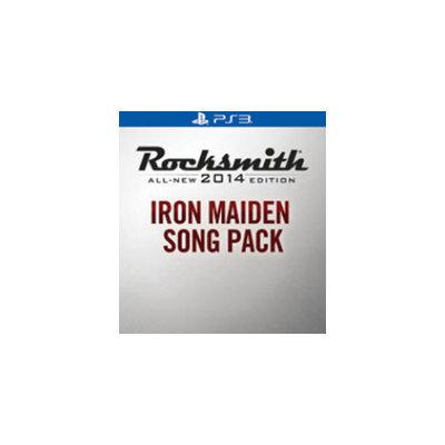UbiSoft Rocksmith 2014 Iron Maiden Song Pack