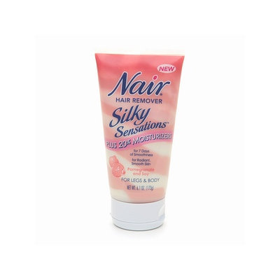 Nair Silky Sensations Hair Remover Lotion