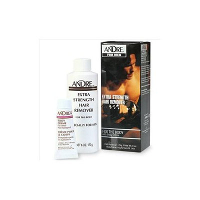 Andre Extra Strength Hair Remover for Men