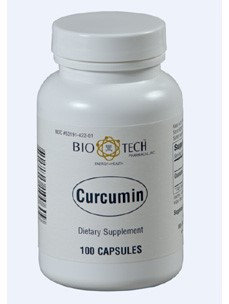 Curcumin 450 mg 100 caps by Bio-Tech