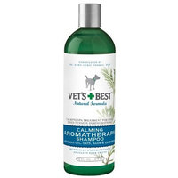 Veterinarians Best Vet's Best Calming Aromatherapy Dog Shampoo, 16 Ounces