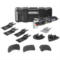 Rockwell RK5141K F50 4 Amp Sonicrafter 34-Piece Kit
