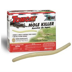 TOMCAT 10-Pack Outdoor Rodent Poison Bait 34300