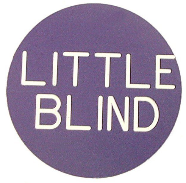Trademark Poker Little Blind Button for Poker Game