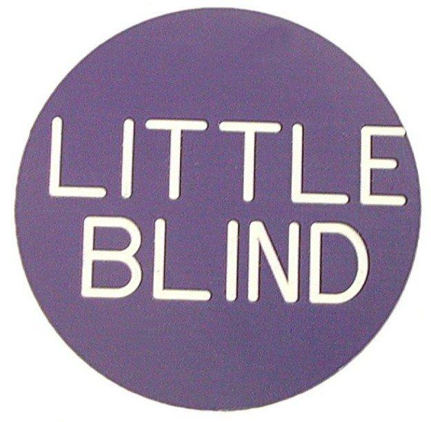 Trademark Poker Little Blind Button for Poker Game