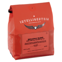 Intelligentsia Broadway Blend Fresh Roasted Coffee Ground