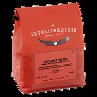 Intelligentsia Broadway Blend Fresh Roasted Coffee Ground