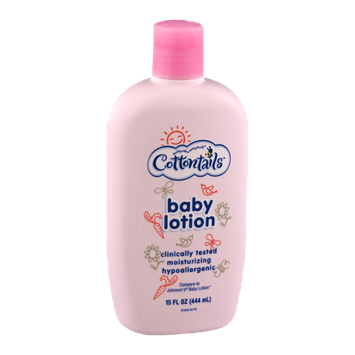 Cottontails Baby Lotion