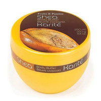 Fruits & Passion Fruits and Passion Nourishing Butter, Shea, 8.8-Ounces