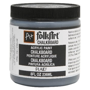 Plaid Enterprises, Inc. Folk Art Chalkboard Paint 8oz