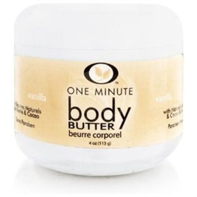 One Minute Manicure One Minute Body Butter Vanilla (for Women)