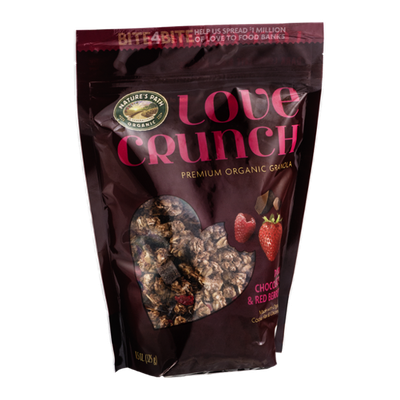 Nature's Path Organic Love Crunch Granola Dark Chocolate & Red Berries